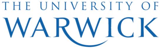 Warwick Finance Societies - James Armstrong